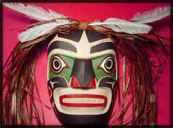 ビデオ 北西アメリカ原住民アート彫刻