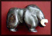 muskox inuit sculpture