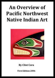 northwest native american indian art book