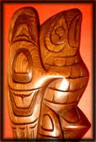 northwest native art carving