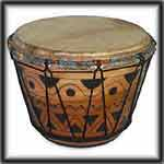 image african drums musical instruments