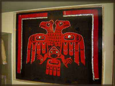 image button blankets haida northwest coast native american