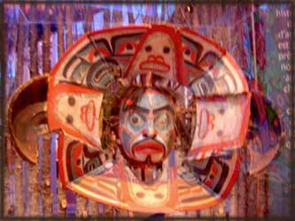 image native tribal mask transformation
