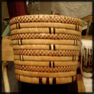 image northwest coast native american baskets