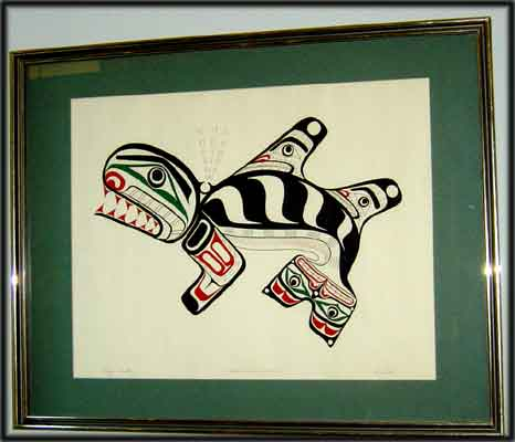 image Northwest Indian Art Drawings Mississauga Civic Centre City Hall Toronto Ontario killerwhale tony hunt