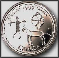 native canadian art coin