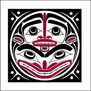 image northwest native aboriginal art prints bear