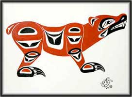 northwest indian art b...
