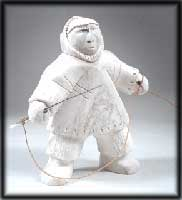 image inuit carvings eskimo sculptures